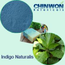 Tintura azul natural para tecido Qing Dai