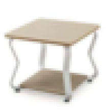 Modern design wooden office tea table