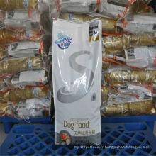 Les ventes d'usine de nourriture pour animaux de compagnie de haute qualité pour les aliments pour chiens secs pour l'exportation directe