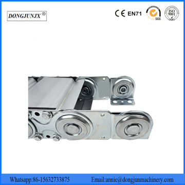 Flexible Steel Cable Hose Carrier Drag Chain