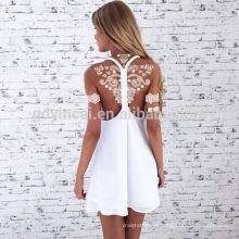 YINCAI 1 Folha de Renda Branca Flor Projeto Nupcial Henna Tatuagem Temporária À Prova D 'Água Decalque
