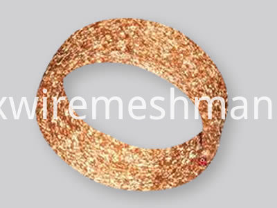 compressed-knitted-mesh-copper