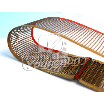 Non Stick Surface Ptfe Mesh Conveyor Belt