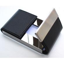 Titular de cartão de nome de caixa de cartão para escritório