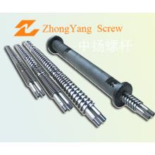 Profil-Extruder für Schnecke und Zylinder