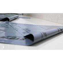 Wasserdichter farbiger Plastikpostsendung-Umschlag