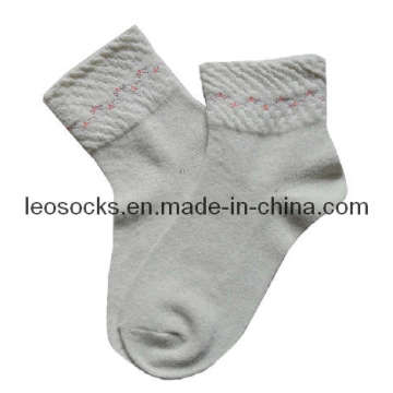 2014 Women Wool Socks (DL-WS-43)