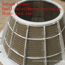 Screen basket