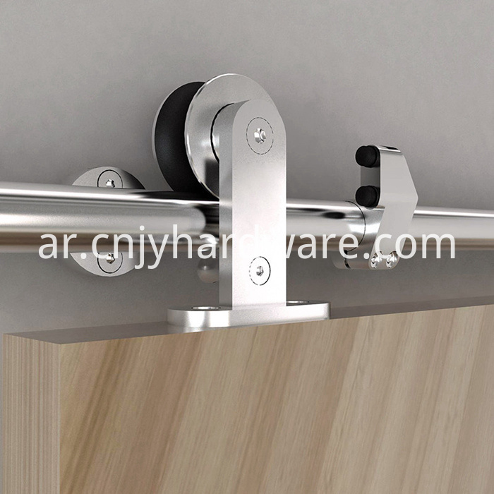 Indoor Barn Door Hardware