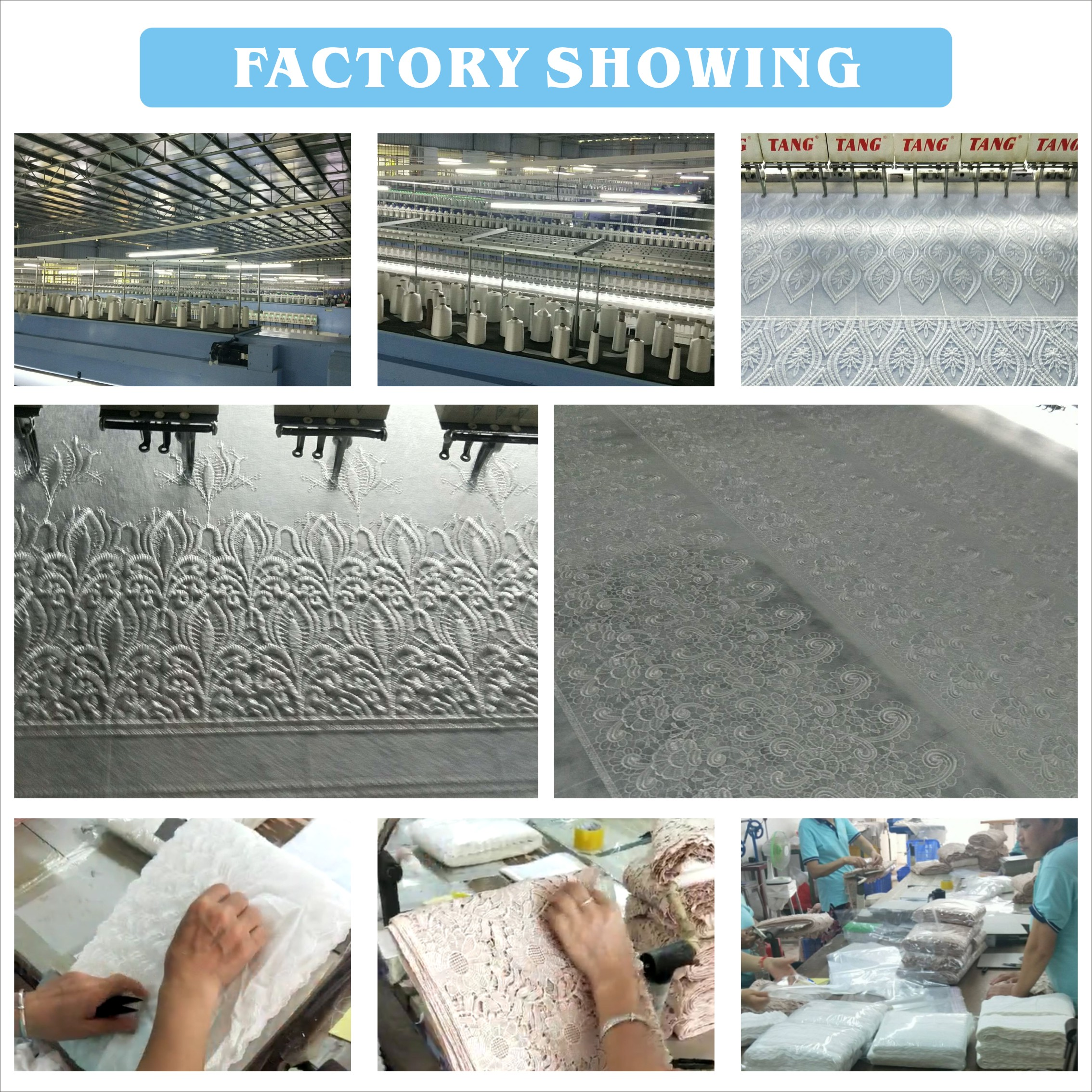 FACTORY SHOWING