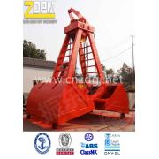 Four Ropes mechanical Grab lifting equipment