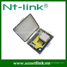 Venda quente 16 núcleo fibra óptica caixa terminal