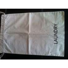 EXTRA LARGE LAUNDRY BAG NATURAL COTTON CANVAS SACK