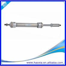 Cylindre à air en acier inoxydable ISO6432 MA Series avec MA16x100
