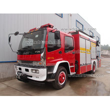 3.5ton ISUZU Water Fire Truck Euro3