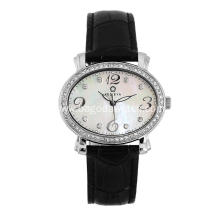 Fashion stainless steel women's watches