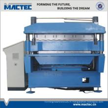 Le petit pain ondulé à double couche le plus populaire formant la machine