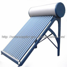 Low price color Steel solar hot water heater
