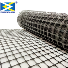 Biaxial Geomallas,Biaxially Oriented Plastic Geogrid