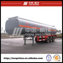 Alta qualidade LNG tanque reboque, caminhão-tanque para o transporte de produtos químico Lquid