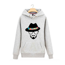 Heavy Cotton Blend OEM Custom Crewneck Sweatshirt and Hoodies