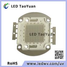 375nm УФ LED 395nm 405nm для 100 Вт высокой мощности UV СИД