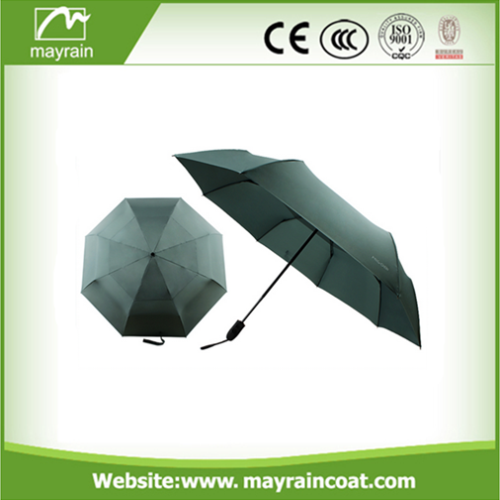 Black Color Fold Umbrella