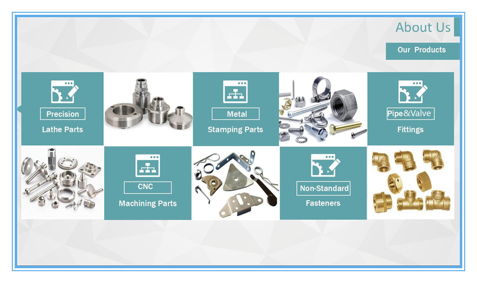 OEM Lathe Machining Parts