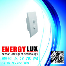 Es-P11b Wall Mounted PIR Motion Sensor with Switch