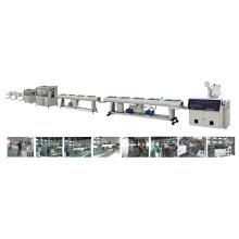 Máquina del tubo de PPR PE / equipo plástico del tubo del HDPE