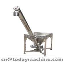 Factory Custom Molded Stainless Steel Screw Conveyor Machine for powder auger conveyor