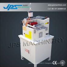 Jps-160c Pneumatique Tube en plastique et tube de PVC Machine de découpage