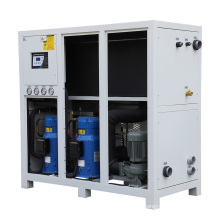 30HP Scroll Type Industrial Water Cooled Low Temp Chiller