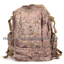 Customized Camouflage Military Tactical Double Shoulder Waterproof Backpack (HY-B086)