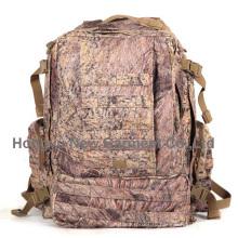 Подгонянный камуфляж военного тактического двойного плеча водонепроницаемый рюкзак (HY-B086)