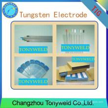 WT-20 RED TIG électrodes de tungstène