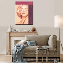 Decoración del arte de la pared de la pintura de Marilyn Monroe
