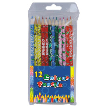 """7"""" Wooden Color Pencil"""