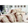 Комплект постельных принадлежностей 3d хлопок, комплект постельных принадлежностей из атласа, комплект постельных принадлежностей 7шт