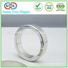 washer radial ring neodymium magnet