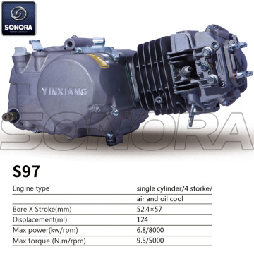 Yinxiang Engine S97 KIT CORPS MOTEUR PIÈCES PIÈCES DE RECHANGE COMPLÈTES PIÈCES DE RECHANGE ORIGINALES