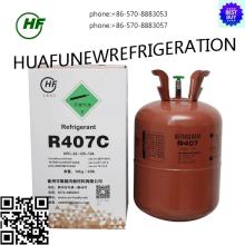 HUAFU brand Air conditioning refrigerant gas r407c