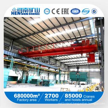 20 Ton 30 Ton 40 Ton 50 Ton 100 Ton Rail Mounted Double Girder Overhead Bridge Crane