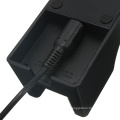 Black Charging Dock Station For New 3DS Game Console Charging Stand With USB Cable For Nintendo For New 3DS LL / XL