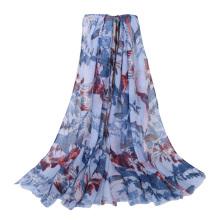 Premium New Shades Doux Coton Viscose Grande Taille Plaine Hijab écharpe