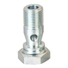 Conector macho para conexiones de sistema de lubricación