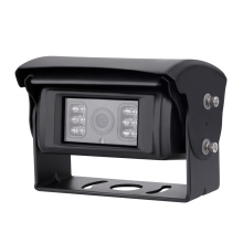 Motorized Auto Shutter Camera Car Rear View Camera with Microphone Self-heating