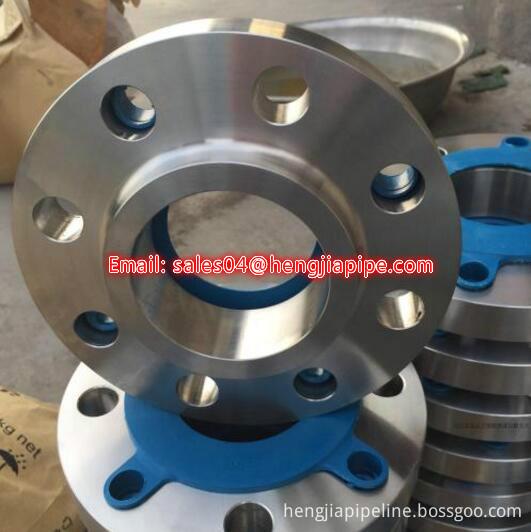 carbon steel A105 Slip on flange