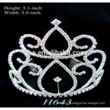 Hot selling factory directement tiara crown perfume
