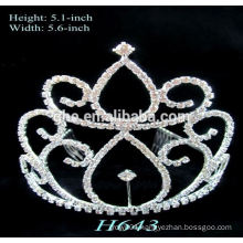 Hot selling factory directly tiara crown perfume